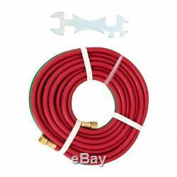 Harris Type Gas Welding & Cutting Kit Tools Oxygen Torch Acetylene Welder Tool