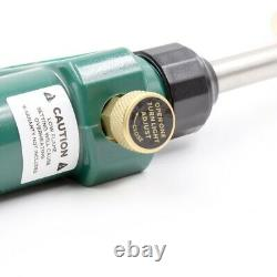 Heating Solder Burner Braze Welding Torch Mapp Gas Self Ignition Trigger Style