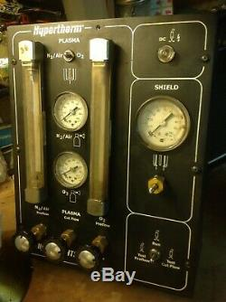 Hypertherm 073239 HT2000LHF Gas Panel Plasma Torch