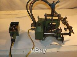 Koike Aronson Auto-Picle-S Portable Pipe Cutting Machine Pipe Torche Gas Welding