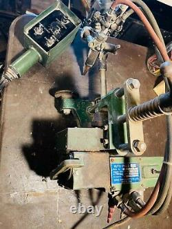 Koike Sanso Auto-Picle-II Portable Pipe Cutting Machine Pipe Torch Gas Welding