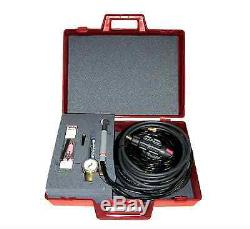 Lincoln TIG Torch Starter Soldering Welding Kit, Water Cooled, Gas Hose, Mate 20