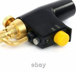 MAPP Brazing Soldering Gas Torch Welding Spray Gun Propane Torch 2 Sprinklers
