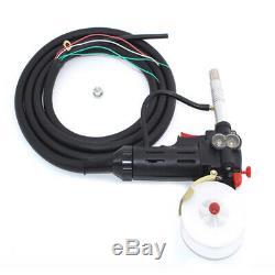 MIG Spool Gun Gas Shielded Welding Gun + 3M Lead Push Pull Feeder Aluminum Torch