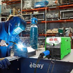 MIG Welder 160A Flux Core Wire Gasless/Gas Welding Machine + 17FV TIG TORCH gun
