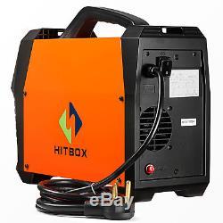 MIG Welder 200 MAG Gas Gasless TIG Welding Machine MMA Lift TIG Unit & Torch