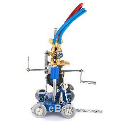 Manual Pipe GAS Cutting Machine Torch Adjustable High Accurate GREAT NEWEST