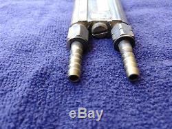 Meco Midget Fuel/gas-oxy Torch Handle Weld Braze Solder Heat Jewelers
