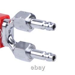 Metal Powder Spray Gas Welding Torch Oxygen Acetylene Flame Gun QH-1/h & Nozzles