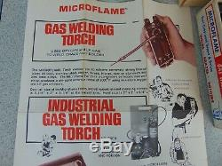 Microflame Gas Welding Torch