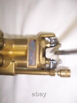 Miller Smith NTT Weldit Welding Brazing Cutting Torch Gas Saver Oxygen Acetylene