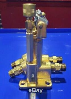 Miller Smith WDW101 Soldering Brazing Acetylene Cutting Torch Gas Saver