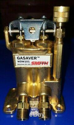 Miller Smith WDW101 Soldering Brazing Acetylene Cutting Torch Gas Saver NEW