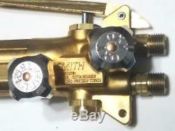 NEW SMITH SC929 Gas Axe Straight Cutting Torch Welding Demolition Scrap Victor