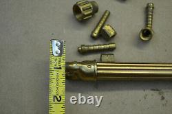 NOS vintage VICTOR J27 Gas welding torch handle