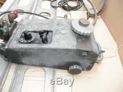 Ncg Cut O Matic National Track Torch Gas Acetylene Cutter 10' Track