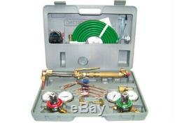 New Gas Welding & Cutting Kit Oxygen Torch Acetylene Welder Tool