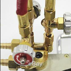 New Magnetic Tunnel Pipe Torch Gas Cutting Machine Cutter CG2 11