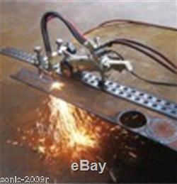 New Portable handle Torch Track Burner Gas Cutting machine