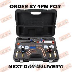 Oxy/ Acetylene Type 5 Heavy Welding & Cutting Set Gas Torch Cutter Nozzle Kit