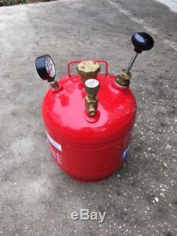 Petrogen Oxy Gasoline Cutting Torch Tank