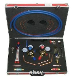Portable Gas Welding Cutting Kit Type 5 Torch/2027