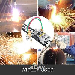 Portable HK-12 Track Torch Oxy Acetylene Gas Cutting Beveling with 1.8m Track