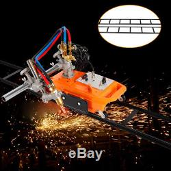 Portable Straight line Gas Cutting Machine CG1-30 Torch Track Burner Pipe Cutter