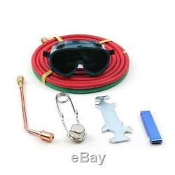 Professional Gas Welding & Cutting Kit Acetylene Oxygen Torch Set Regulator