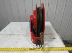 Reelcraft TW7450 OLPT Spring Retractable Gas Welding Cutting Torch Hose Reel