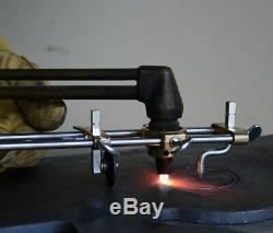 Roller Guide Radius Circle Cutting Attachment Oxy Acetylene Gas Torch NM 18/90