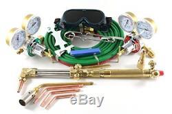 SÜA Wyvern Gas Welding & Cutting Kit Oxygen Torch Acetylene Welder Outfit Kits