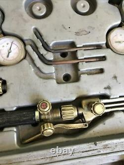 Sealey Oxy Acetylene Gas Welding and Cutting Set Gas Torch Cutter Kit