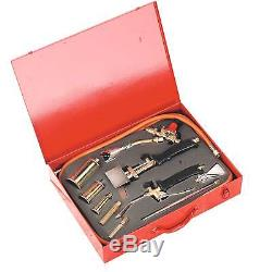 Sealey Propane Gas Torch Tool Kit For Soldering/Heating/Welding 14pc LPT14
