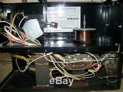 Sears Craftsman Wire Feed Mig Welder with Wire Gas Bottle Tweco Torch Made in USA