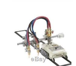 Semi-automatic Double Torch Gas Cutting Machine Cutter CG1-100 y