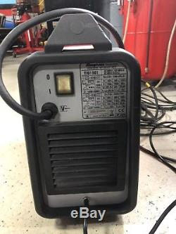 Snap on 150i tig WELDER (gas cooled torch)