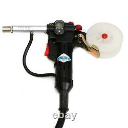 Spool Gun Gas Shielded Welding Gun 5M Lead Push Pull Aluminum Torch