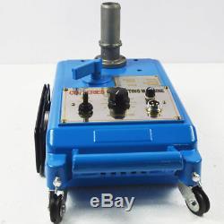 Straight Line Track Torch Kit Burner Portable Handle Gas Cutting Machine 110V