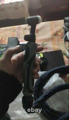 TIG Welding Torch Tungsten Arc Argon Air Cooled WP-17 Flexible Head Gas Valve