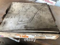 Tec Torch Co, Inc. Tig Welding Torch 150 amp Gas Cooled