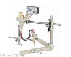 The Circular torch Gas Cutter cutting machine