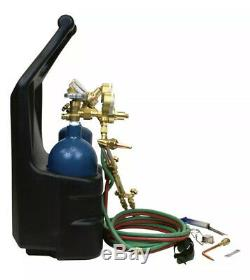 Thoroughbred GASPONY 1 Portable Welding/Cutting Torch Outfit TB-GP1 Gas Pony