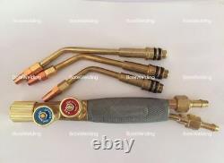 Top Welding Japanese Type Jet Torch Gas Welding Tool Oxygen Acetylene Portable