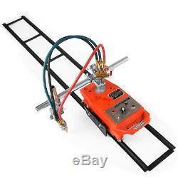 Torch Track Burner CG-30 Gas Cutting Machine 110V Aluminum alloy Quick