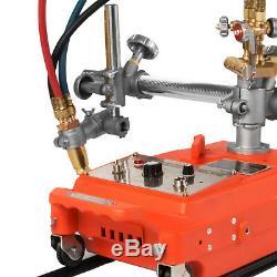 Torch Track Burner CG1-30 Gas Cutting Machine Cutter with 2x1.8m Rail Track 110V