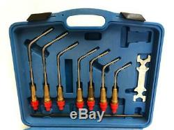 Unitor Uct-500 Master Kit Combination Torch Set For Gas Welding & Cutting