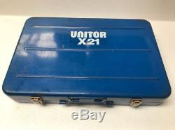 Unitor X-21 combination torch compact kit for gas welding/cutting Free Shipping