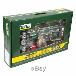 VICTOR 0384-2125 Gas Welding Outfit, 100FC Torch Handle