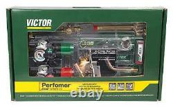 VICTOR 0384-2126 Gas Welding Outfit, 100FC Torch Handle